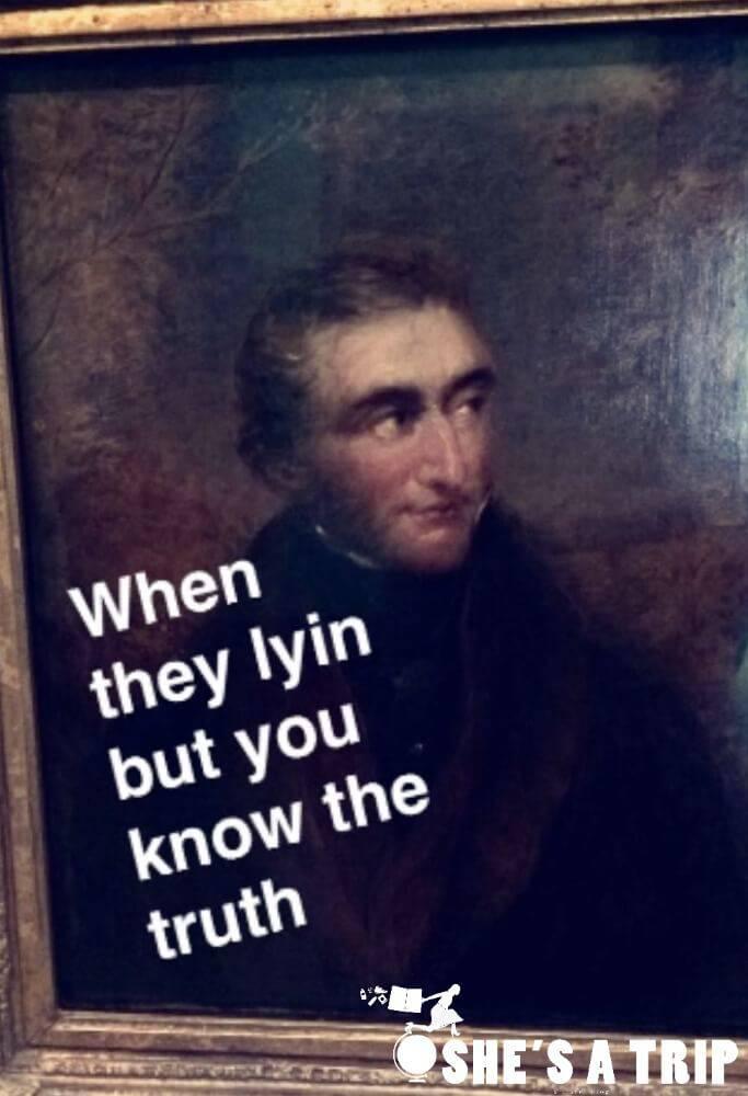 Art History SnapChats 5
