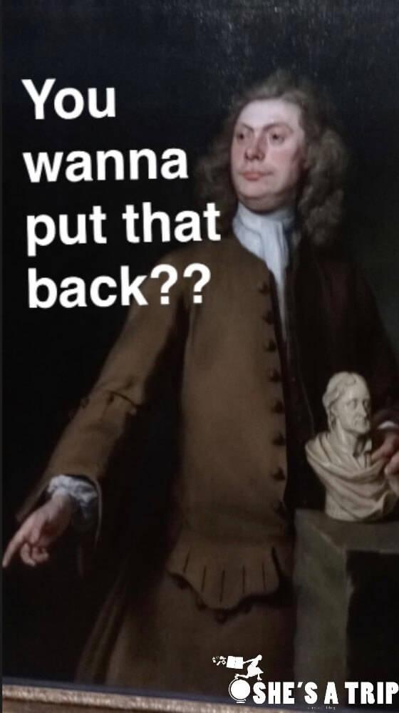 Art History SnapChats 6
