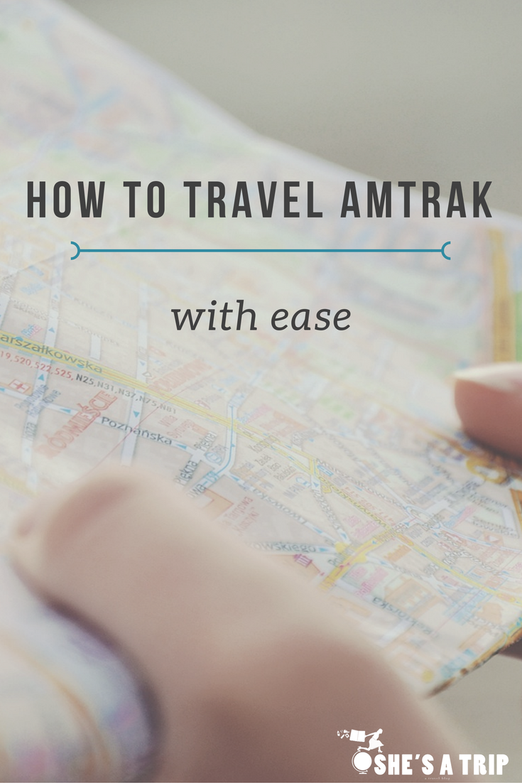 how to ride amtrack
