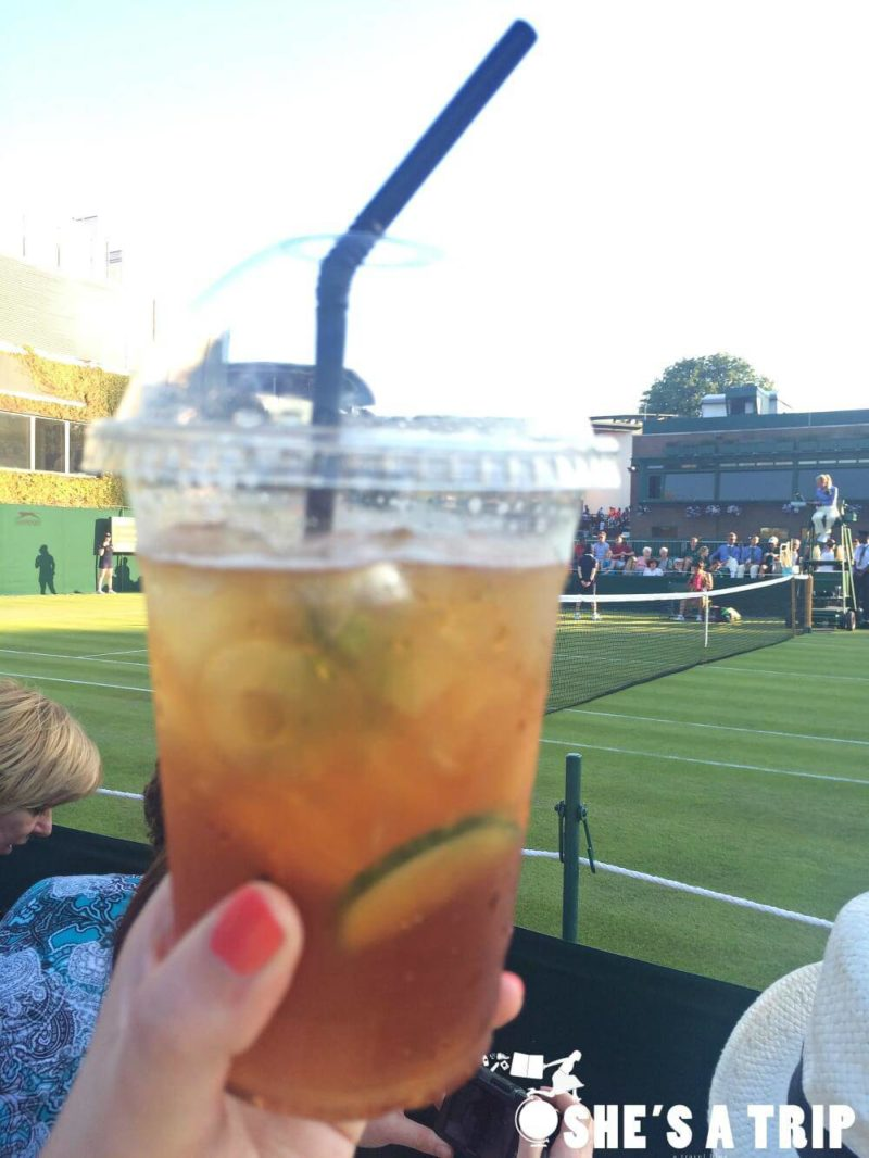 Pims Cup at Wimbledon