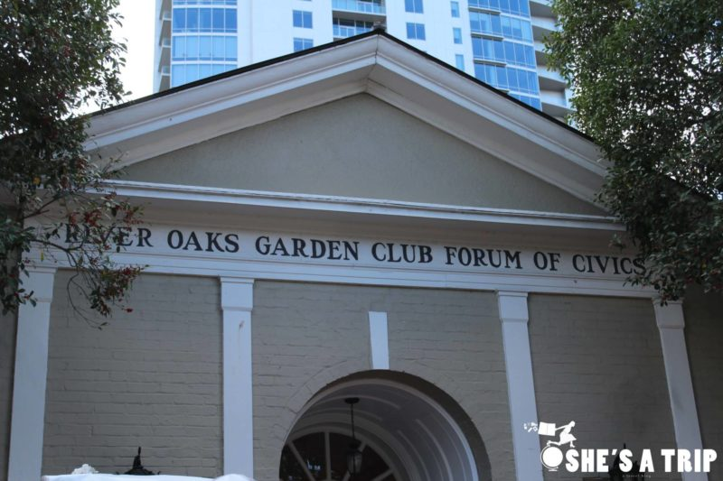 River Oaks Garden Club Forum