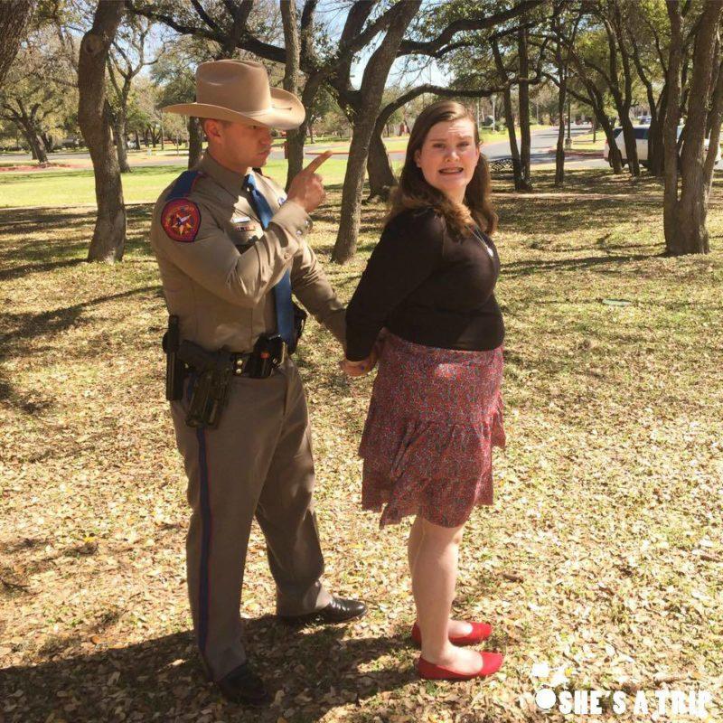 Texas Trooper Grad