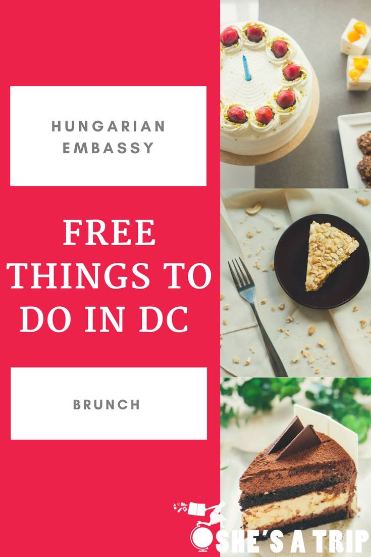 Hungarian Embassy Brunch
