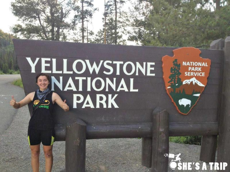 4k for cancer thebikedyke yellowstone national park